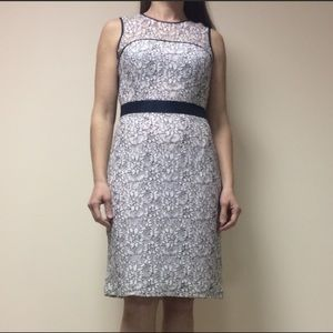 Banana Republic lace dress sz10